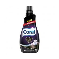 Coral Black Velvet Gel 22p 1 l